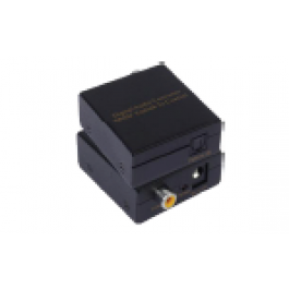 Digital Audio Converter SPDIF/Toslink to Coaxial