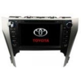 Radio samochodowe dotykowe z GPS Bluetooth USB SD DVB-T ZDX-8016 do TOYOTA CAMRY 2012