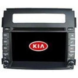 Radio samochodowe dotykowe z GPS Bluetooth USB SD DVB-T ZDX-6234 do KIA KIA SOUL 2013-2014