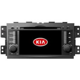 Radio samochodowe dotykowe z GPS Bluetooth USB SD DVB-T ZDX-7041 do KIA MOHAVE/ BORREGO 2008-