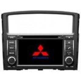 Radio samochodowe dotykowe z GPS Bluetooth USB SD DVB-T ZDX-7059 do MITSUBISHI PAJERO V97/V93 (2006-2011)