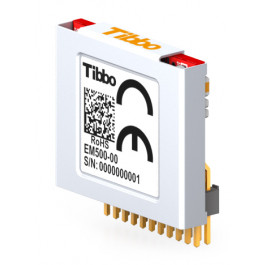 Tibbo EM500 MiniMo® as a Serial-over-IP Module