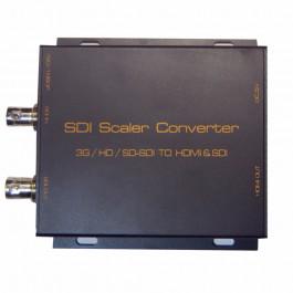 Konwerter SDI do HDMI Scaler z rozszerzoną funkcją transmisji