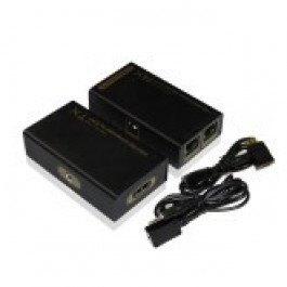 HDMI extender by 2 CAT 30m