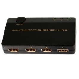 HDMI  3  Ports Bi-direction manual switch
