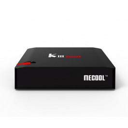Smart TV Box KIII PRO DVB T2/S2 Android 7.1 Amlogic S912 3/16GB WiFi BT 4.0