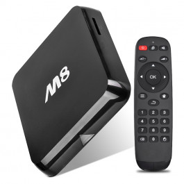 Android Smart TV 4K Box VenBOX ITV-M8 XBMC, AmLogic S802 CPU, Quad Core, KitKat 4.4