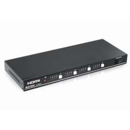 Matryca HDMI 4x4 HDMI Switcher Full HD 60Hz with RS232 EDID
