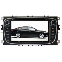 Multimedialny dotykowy system DVD ST-6405C do samochodow Ford Mondeo (2007-2011)/Focus(2008-2011)/S-Max(2008-2011)