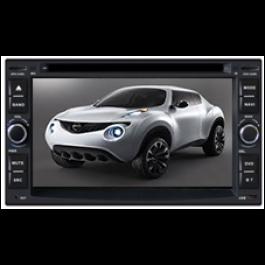 Multimedialny dotykowy system DVD ST-6413C do samochodow Nissan universal, size:178*100mm