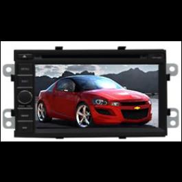 Multimedialny dotykowy system DVD ST-7087C do samochodow Chevrolet Cobalt/spin/onix