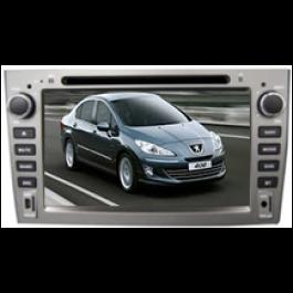 Multimedialny dotykowy system DVD ST-7613C do samochodow Peugeot 408/308/308SW