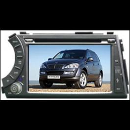 Multimedialny dotykowy system DVD ST-8061C do samochodow Ssangyong Kyron