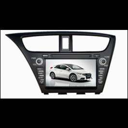 Multimedialny dotykowy system DVD ST-8068C do samochodow 2014 CIVIC left