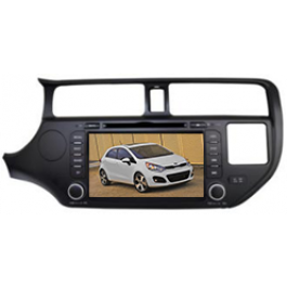 Multimedialny dotykowy system DVD ST-8226C do samochodow KIA RIO spice 2012 2012-2013 K3/2012-2013 Kia All New Pride/2012-2013 Kia All New Rio (Indonesia)