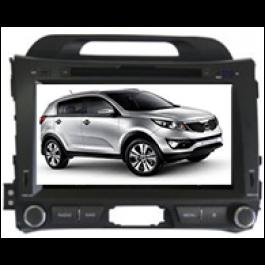 Multimedialny dotykowy system DVD ST-8238C do samochodow KIA sportage r