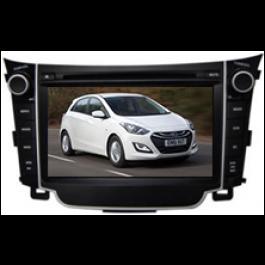 Multimedialny dotykowy system DVD ST-8336C do samochodow Hyundai I30