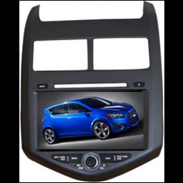 Multimedialny dotykowy system DVD ST-9066C do samochodow Chevrolet Aveo