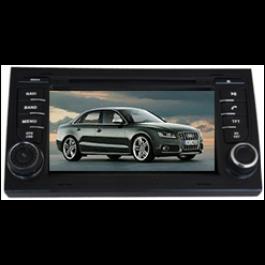 Multimedialny dotykowy system DVD ST-9276C do samochodow AUDI A4