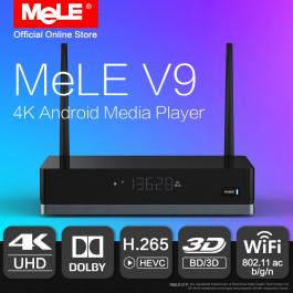 TV Box MeLE V9 z Android 6.0, RTD1295, wejściem HDMI, SATA HDD, 4K