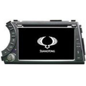 Radio samochodowe dotykowe z GPS Bluetooth USB SD DVB-T ZDX-7066 do SsangYong Actyon sports 2005-2013