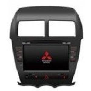 Radio samochodowe dotykowe z GPS Bluetooth USB SD DVB-T ZDX-8064 do MITSUBISHI ASX 2010-2012 PEUGEOT 4008 2012 CITROEN C4