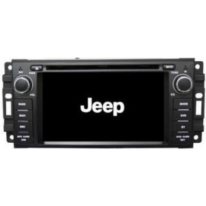 Radio samochodowe dotykowe z GPS Bluetooth USB SD DVB-T ZDX-6235 do JEEP/Chrysler Chrysler 300C 2005-2007 Dodge2005-2007 Jeep2005-2007