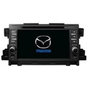 Radio samochodowe dotykowe z GPS Bluetooth USB SD DVB-T ZDX-7005 do MAZDA CX-5 2012