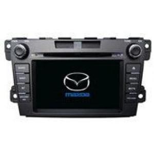 Radio samochodowe dotykowe z GPS Bluetooth USB SD DVB-T ZDX-7007 do MAZDA CX-7 2012-