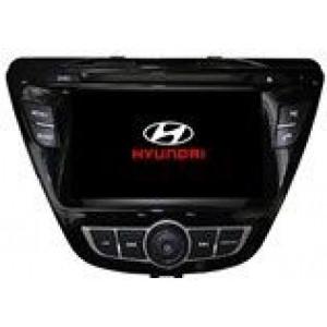 Radio samochodowe dotykowe z GPS Bluetooth USB SD DVB-T ZDX-7057 do HYUNDAI Elantra 2014