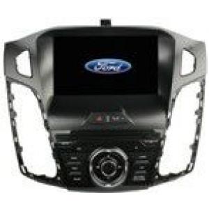 Radio samochodowe dotykowe z GPS Bluetooth USB SD DVB-T ZDX-8018 do FORD Focus 2012 C Max 2011