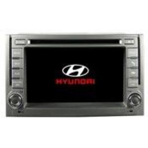 Radio samochodowe dotykowe z GPS Bluetooth USB SD DVB-T ZDX-6224 do HYUNDAI H1 2011-2012