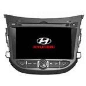 Radio samochodowe dotykowe z GPS Bluetooth USB SD DVB-T ZDX-7026 do HYUNDAI HB20 2013