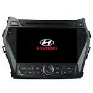 Radio samochodowe dotykowe z GPS Bluetooth USB SD DVB-T ZDX-8056 do HYUNDAI IX45 2013 Santa Fe 2013