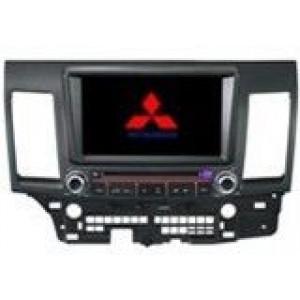 Radio samochodowe dotykowe z GPS Bluetooth USB SD DVB-T ZDX-8062 do MITSUBISHI LANCER 2006-2012