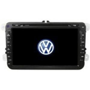 Radio samochodowe dotykowe z GPS Bluetooth USB SD DVB-T ZDX-8008 do Volkswagen MAGOTAN/CADDY/PASSAT/SAGITAR/GOLF/TIGUAN/TOURAN/JETTA/SKODA/SEAT/CC/POLO/Golf 5/Golf 6 (2006-2012)