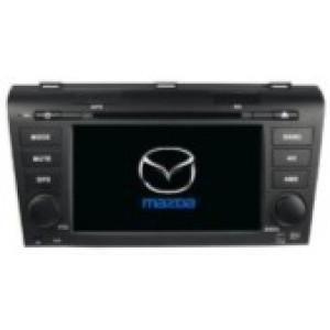 Radio samochodowe dotykowe z GPS Bluetooth USB SD DVB-T ZDX-7003 do MAZDA MAZDA 3 2004-2009