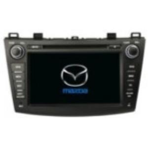 Radio samochodowe dotykowe z GPS Bluetooth USB SD DVB-T ZDX-8003 do MAZDA MAZDA 3 2009-2012