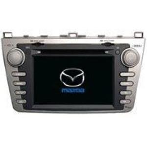 Radio samochodowe dotykowe z GPS Bluetooth USB SD DVB-T ZDX-8001 do MAZDA MAZDA 6 2008-2012 Mazda6 Ruiyi 2008-2012 Mazda6 Ultra 2008-2012