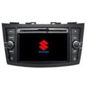 Radio samochodowe dotykowe z GPS Bluetooth USB SD DVB-T ZDX-7055 do SUZUKI SWIFT 2011-2012