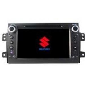 Radio samochodowe dotykowe z GPS Bluetooth USB SD DVB-T ZDX-8072 do SUZUKI SX4 2006-2012