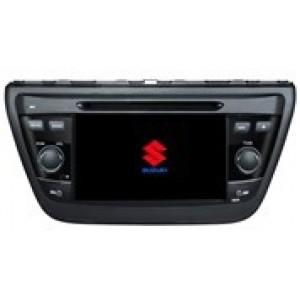 Radio samochodowe dotykowe z GPS Bluetooth USB SD DVB-T ZDX-7058 do SUZUKI SX4 2014 S Cross 2014