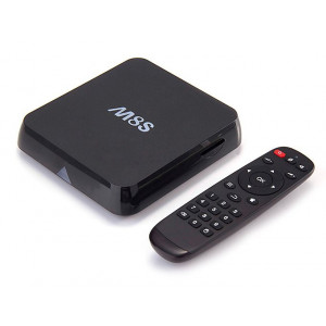 Android Smart TV 4K Box VenBOX ITV-M8S, XBMC/KODI, AmLogic S812 CPU, Quad Core, KitKat 4.4
