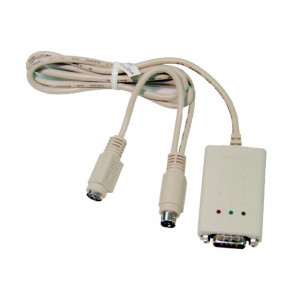 Interface Converter RS232 To PS / 2 KB