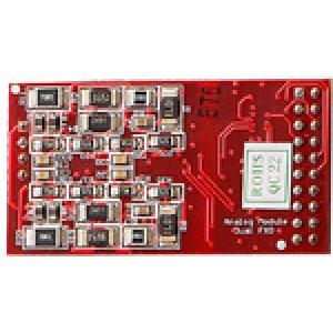 Modul Dual FXO-200 do ZX50/ZX100/AX1600P/X200M, inn. Asterisk