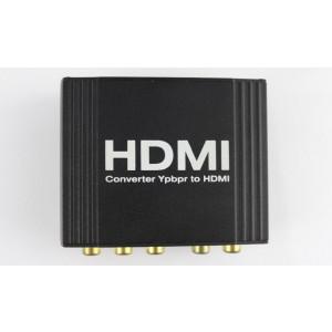 Ypbpr+R/L do HDMI Konwerter