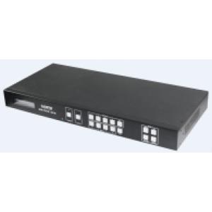 4X4 HDMI przetwornik obrazu po jednemu CATE6 50m