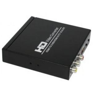HDMI na AV+HDMI konwerter