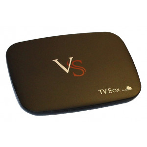 Android Smart TV Box iTV-Q400 AmLogic S805 A5 4*1.5GHz, 4*Mali-450MP, KitKat, 1G/8G, BT 4.0, HDMI 1.4b, Wi-Fi
