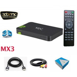 Android Smart TV Box ITV03 MX3 XBMC weeb IPLA